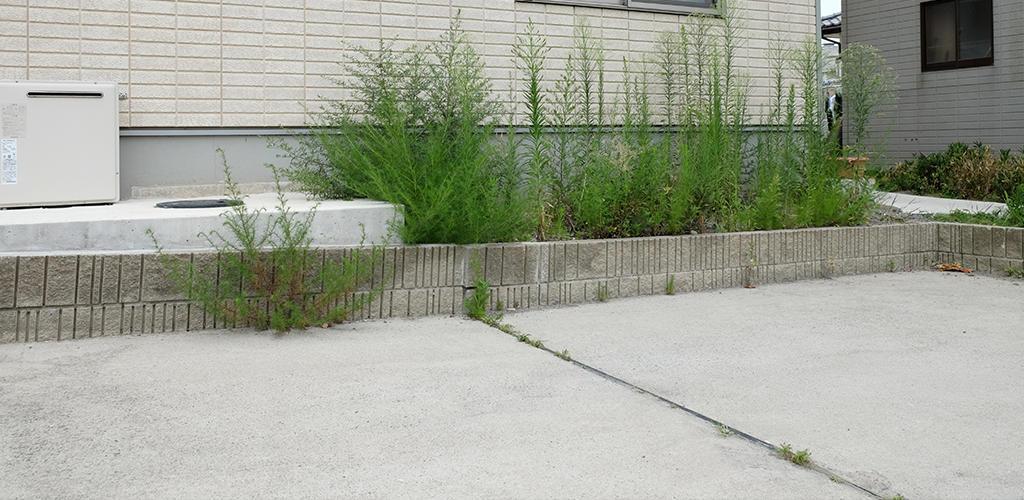 駐車場リフォーム コンクリート